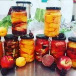 Summer Holiday Fruit Bottling Sessions
