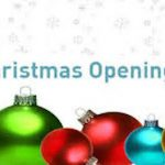 Christmas Trading Hours at the Orchard!
