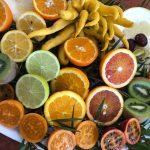Fruit in Season on Tours in July!