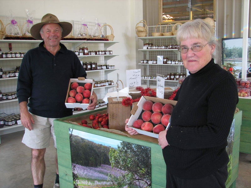 farm shop yarra valley